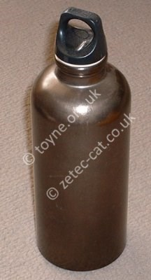 Anodised Breather Bottle