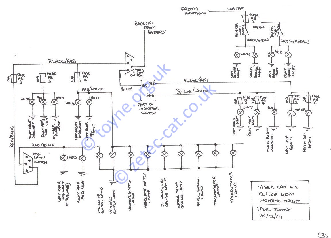 wiring diagram for kit car wiring wiring diagrams online lighting