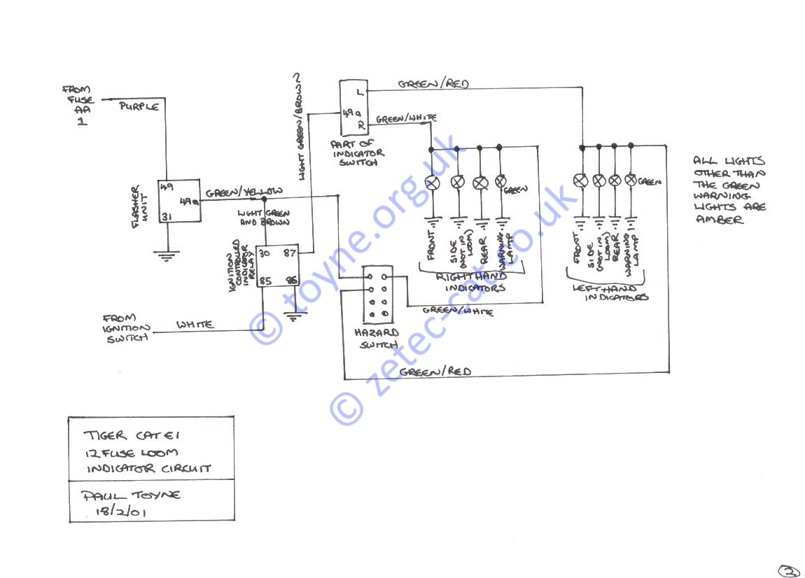 Winch Wiring Diagram For A Scale Data Diagrams 12v Tiger Kit Car Efcaviation Com 12 Volt Switch